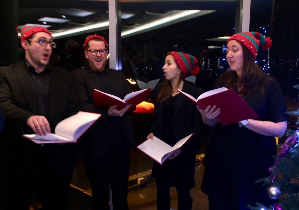 carol singers