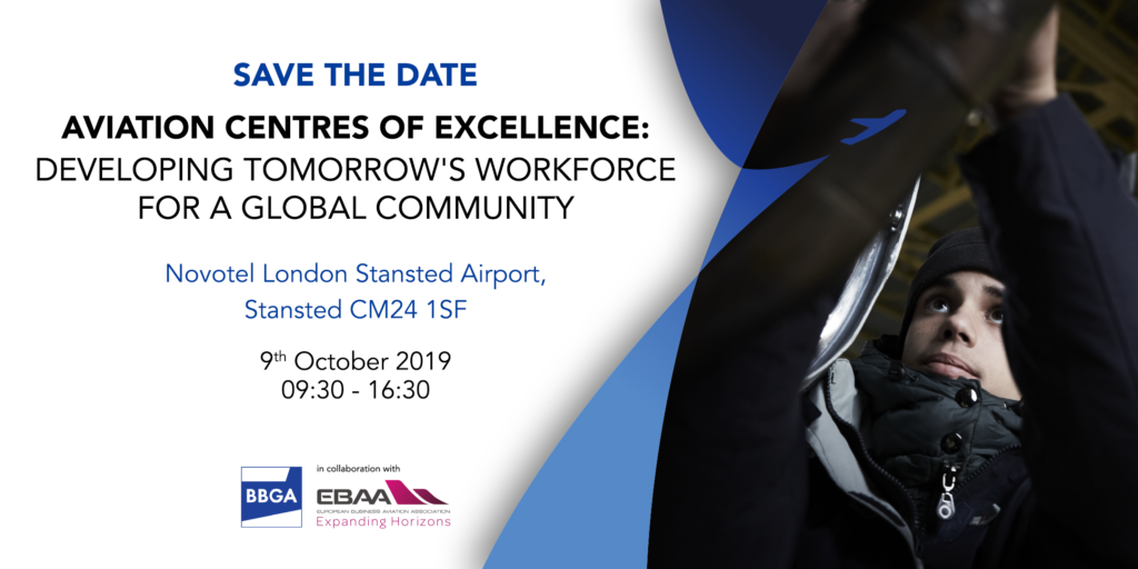Aviation Centres of Excellence - Save the Date