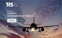 Aviation Skills Retention Platform - Supporting jobs and skills in the Aviation Sector Webinar @ online webinar
