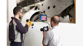 Jet Aviation gains FOCA approval for Thermography Testing in Basel