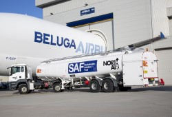 Air bp scores a hattrick of sustainable aviation fuel projects at three new locations in the UK at three locations in the UK