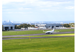 London Biggin Hill Airport designated approved entry-point for 'red-listed' countries