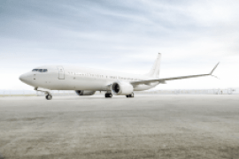 Jet Aviation Redelivers World's First VVIP-Outfitted BBJ 737 MAX