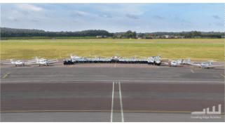 Read more about the article Leading Edge Aviation turns three years old and celebrates its expanding fleet & milestone student population
